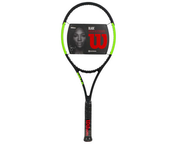 Raquetes Marca WILSON Per Unisex. Activitat esportiva Tennis, Article: BLADE SW 104 AUTO.