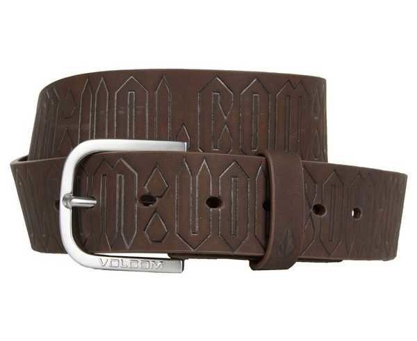 Cinturons Marca VOLCOM Per Home. Activitat esportiva Street Style, Article: DRAFT PU BELT.