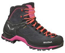 Sabatilles Marca SALEWA Per Dona. Activitat esportiva Alpinisme-Mountaineering, Article: WS MTN TRAINER MID GTX.
