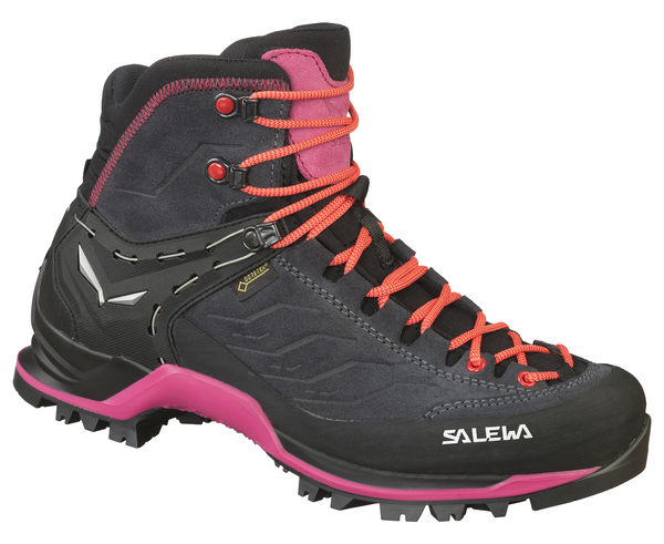 Botes Marca SALEWA Per Dona. Activitat esportiva Alpinisme-Mountaineering, Article: WS MTN TRAINER MID GTX.