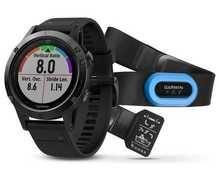 Rellotges Marca GARMIN Per Unisex. Activitat esportiva Electrònica, Article: FENIX 5 SAPPHIRE PACK PERFORMER.