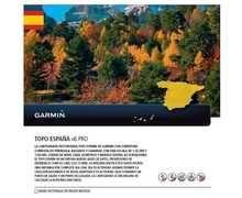 Accessoris-Recanvis Marca GARMIN Para Unisex. Actividad deportiva Electrònica, Artículo: TARJETA MICROSD/SD: TOPO ESPANA V6 PRO.