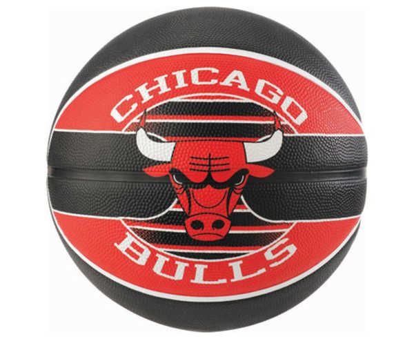 Pilotes Marca SPALDING Per Unisex. Activitat esportiva Bàsquet, Article: NBA TEAM CHICAGO BULLS SZ.5.