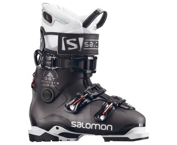 Botes Marca SALOMON Per Dona. Activitat esportiva Esquí All Mountain, Article: QST ACCESS CUSTOM HEAT W.