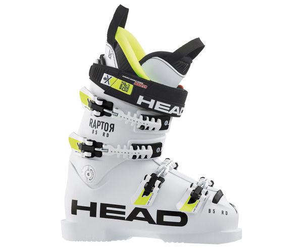 Botes Marca HEAD Per Nens. Activitat esportiva Esquí Race FIS, Article: RAPTOR B5 RD.