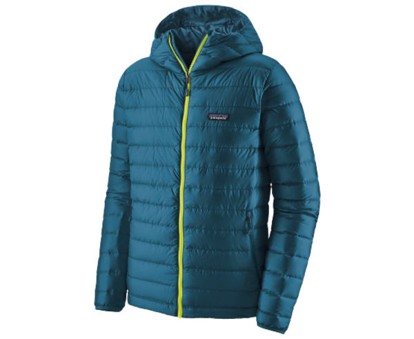 Jaquetes Marca PATAGONIA Per Home. Activitat esportiva Alpinisme-Mountaineering, Article: M'S DOWN SWEATER HOODY.