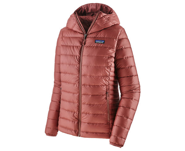 Jaquetes Marca PATAGONIA Per Dona. Activitat esportiva Alpinisme-Mountaineering, Article: W'S DOWN SWEATER HOODY.