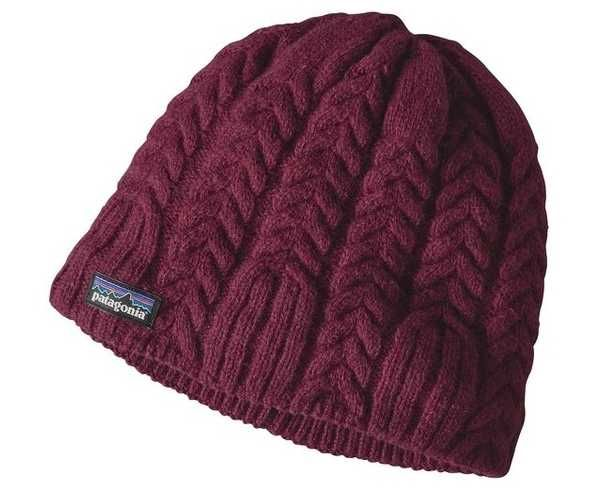Complements Cap Marca PATAGONIA Per Dona. Activitat esportiva Excursionisme-Trekking, Article: W'S CABLE BEANIE.