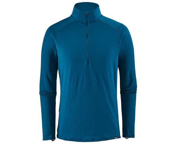 Roba Tèrmica Marca PATAGONIA Per Home. Activitat esportiva Alpinisme-Mountaineering, Article: M'S CAP TW ZIP NECK.