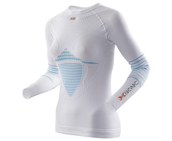 Roba Tèrmica Marca X-BIONIC Per Dona. Activitat esportiva Esquí Muntanya, Article: T-SHIRT W ENERGIZER MKII L/S.