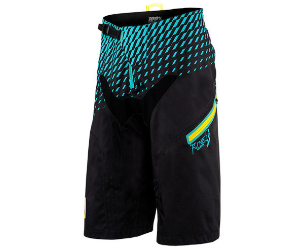Pantalons Marca 100% Per Home. Activitat esportiva BTT, Article: R-CORE SUPRA DH SHORT.