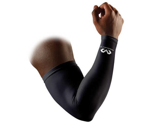 Proteccions Marca MCDAVID Per Unisex. Activitat esportiva Bàsquet, Article: COMPRESSION ARM SLEEVES/PAIR.