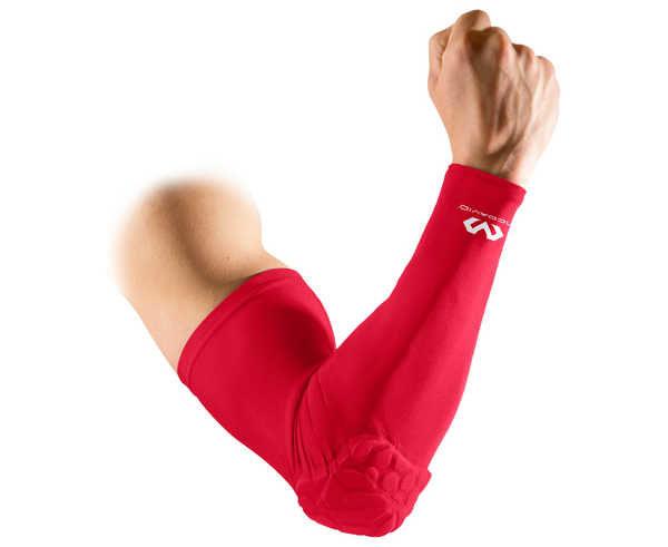Proteccions Marca MCDAVID Per Unisex. Activitat esportiva Bàsquet, Article: HEXTM SHOOTER ARM SLEEVE/SINGLE.