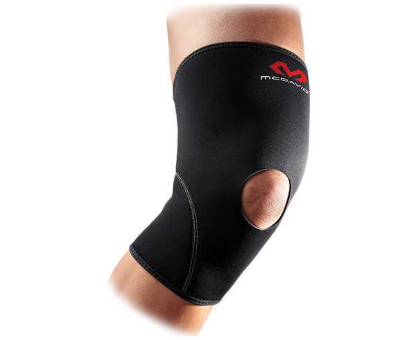Proteccions Marca MCDAVID Per Unisex. Activitat esportiva Bàsquet, Article: KNEE SLEEVE W/OPEN PATELLA.