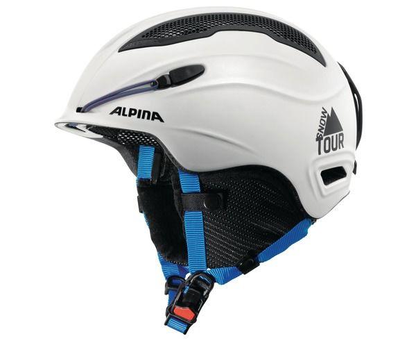 Cascs Marca ALPINA Per Unisex. Activitat esportiva Esquí All Mountain, Article: SNOW TOUR.