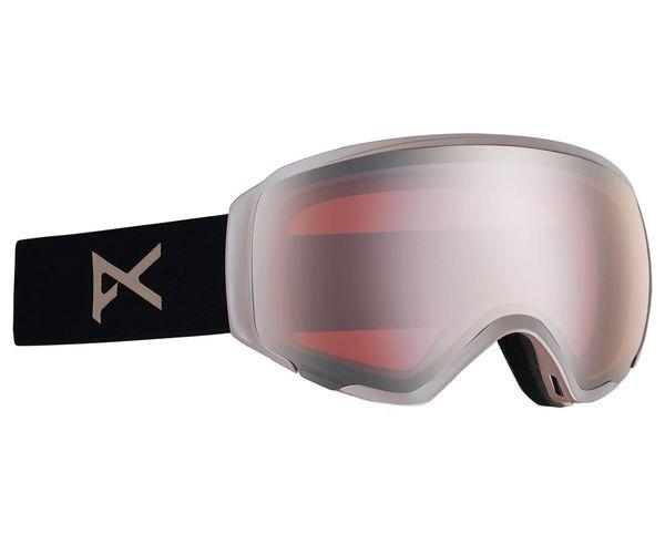 Màscares Marca ANON Per Dona. Activitat esportiva Snowboard, Article: WM1 GOGGLE + BONUS LENS.