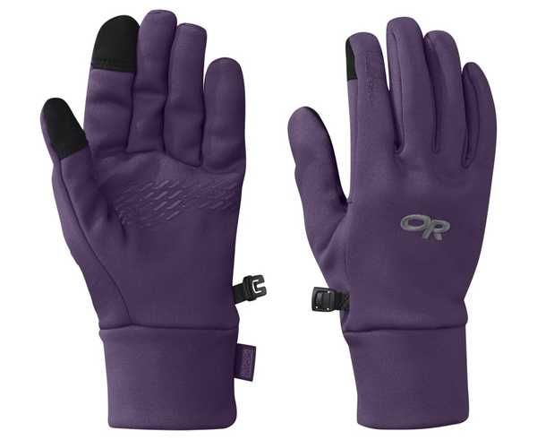 Guants Marca OUTDOOR RESEARCH Per Dona. Activitat esportiva Esquí Muntanya, Article: WOMENS PL 100 SENSOR GLOVES.