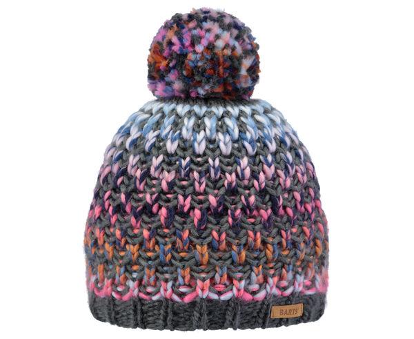 Complements Cap Marca BARTS Per Nens. Activitat esportiva Snowboard, Article: NICOLE BEANIE GIRLS.