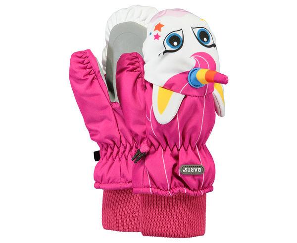 Manoples Marca BARTS Per Nens. Activitat esportiva Snowboard, Article: NYLON MITTS 3D.