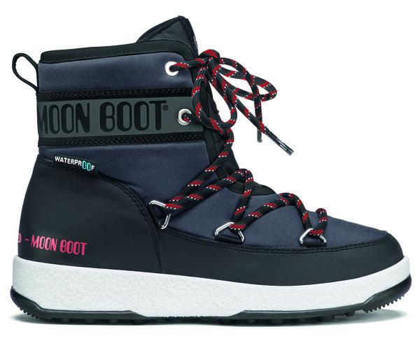 Après Ski _BRAND_ MOON BOOT _FOR_ Nens. _SPORT ACTIVITY_ Esquí All Mountain, _ITEM_: JR BOY MID WP.