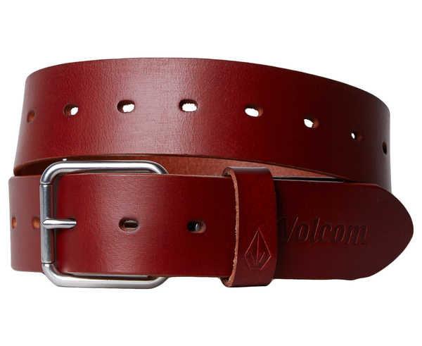 Cinturons Marca VOLCOM Per Home. Activitat esportiva Street Style, Article: STRANGLER LTH BELT.