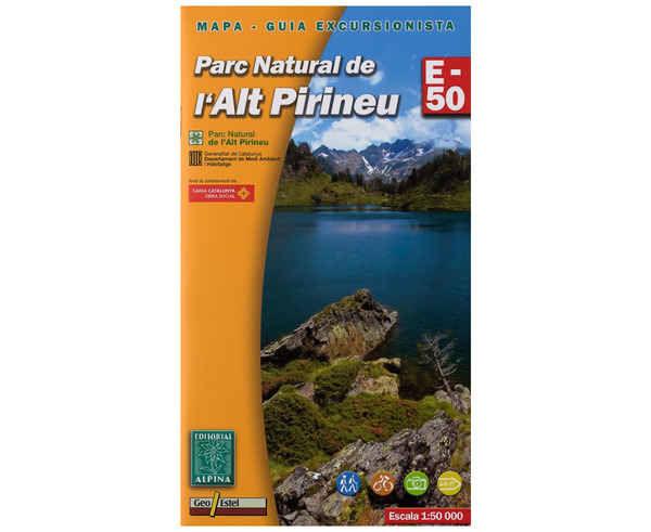 Bibliografies-Cartografies Marca EDITORIAL ALPINA Per Unisex. Activitat esportiva Trail, Article: ALT PIRINEU.