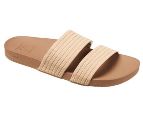 Sandàlies-Xancles Marca REEF Per Dona. Activitat esportiva Street Style, Article: CUSHION BOUNCE SLIDE.