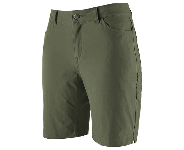 Pantalons Marca PATAGONIA Per Dona. Activitat esportiva Mountain Style, Article: W'S SKYLINE TRAVELER SHORTS.