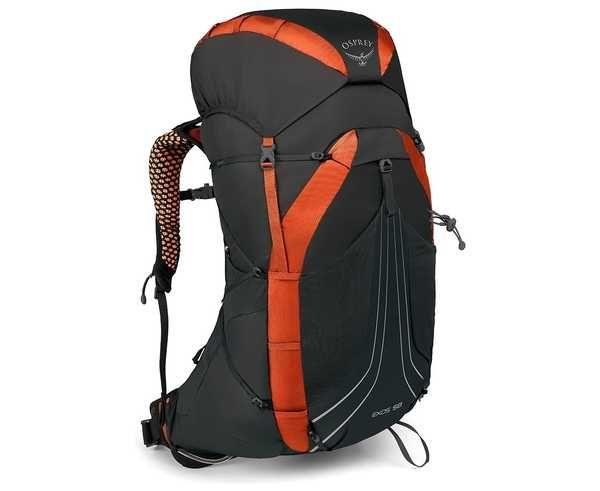 Motxilles-Bosses Marca OSPREY Per Unisex. Activitat esportiva Excursionisme-Trekking, Article: EXOS 58.