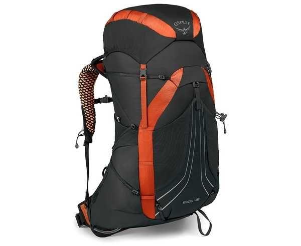 Motxilles-Bosses Marca OSPREY Per Unisex. Activitat esportiva Excursionisme-Trekking, Article: EXOS 48.