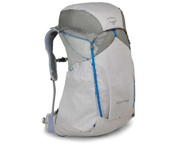 Motxilles-Bosses Marca OSPREY Per Unisex. Activitat esportiva Alpinisme-Mountaineering, Article: LEVITY 60.