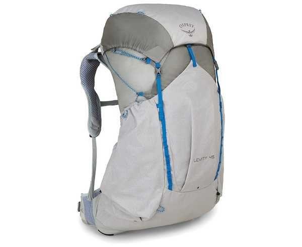 Motxilles-Bosses Marca OSPREY Per Unisex. Activitat esportiva Alpinisme-Mountaineering, Article: LEVITY 45.