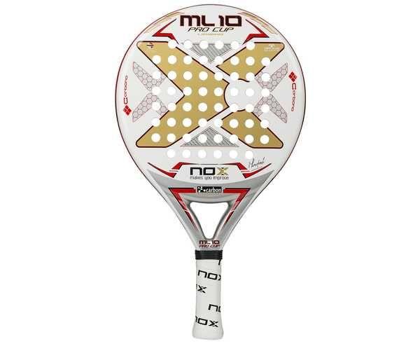 Pales Padel Marca NOX Per Unisex. Activitat esportiva Padel, Article: ML10 PRO CUP.