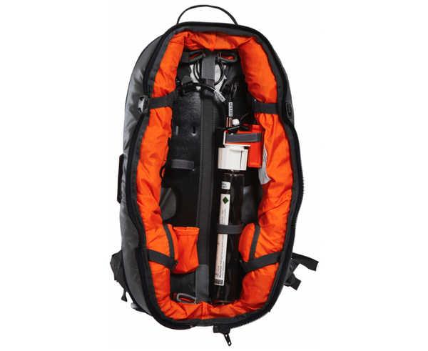 Motxilles-Bosses Marca ABS Activitat esportiva Alpinisme-Mountaineering, Article: P.RIDE COMPACT BASE UNIT.