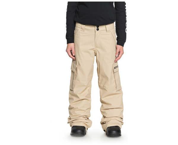 Pantalons Marca DC SHOES Per Nens. Activitat esportiva Snowboard, Article: BANSHEE.