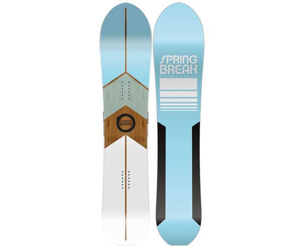 Taules Marca CAPITA Per Home. Activitat esportiva Snowboard, Article: SPRING BREAK POWDER RACER.