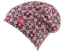 Complements Cap Marca KARI TRAA Per Dona. Activitat esportiva Snowboard, Article: ROSE.