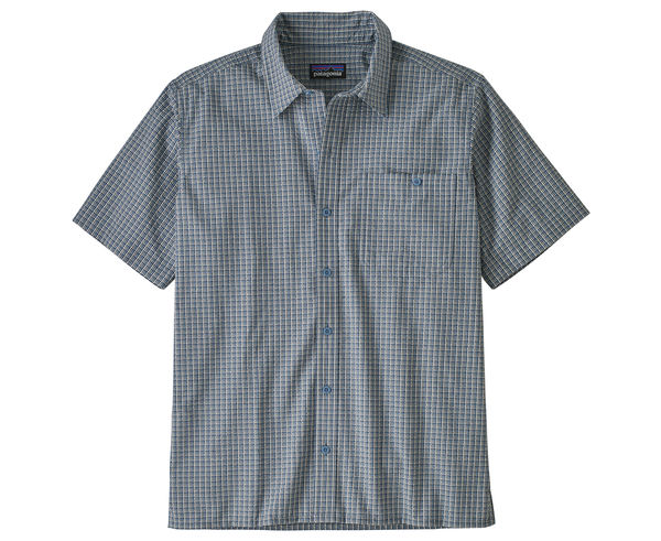 Camises Marca PATAGONIA Per Home. Activitat esportiva Mountain Style, Article: M'S PUCKERWARE SHIRT.