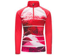Jerseis Marca SPYDER Per Nens. Activitat esportiva Esquí All Mountain, Article: GIRL'S LIM POWDER PEAK ZIP T-N.