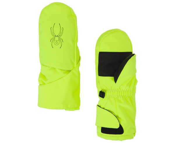 Manoples Marca SPYDER Para Nens. Actividad deportiva Esquí All Mountain, Artículo: MINI CUBBY SKI MITTEN.