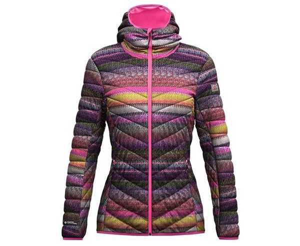 Jaquetes _BRAND_ CRAZY IDEA _FOR_ Dona. _SPORT ACTIVITY_ Esquí Muntanya, _ITEM_: JKT SUMMIT WOMAN.