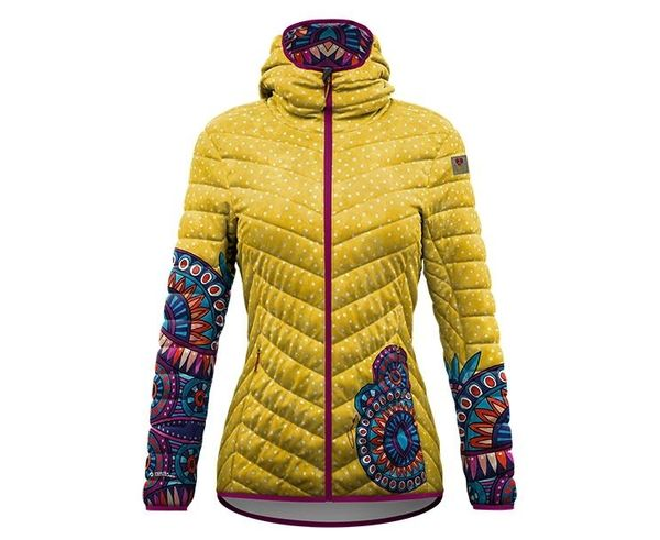 Jaquetes Marca CRAZY IDEA Per Dona. Activitat esportiva Mountain Style, Article: JKT SUMMIT WOMAN.
