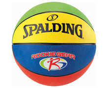 Pilotes Marca SPALDING Per Nens. Activitat esportiva Bàsquet, Article: JR. NBA/ROOKIE GEAR OUT.