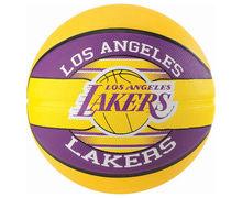 Pilotes Marca SPALDING Para Unisex. Actividad deportiva Bàsquet, Artículo: NBA TEAM L.A. LAKERS.