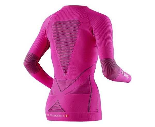 Roba Tèrmica Marca X-BIONIC Per Dona. Activitat esportiva Alpinisme-Mountaineering, Article: EVO.