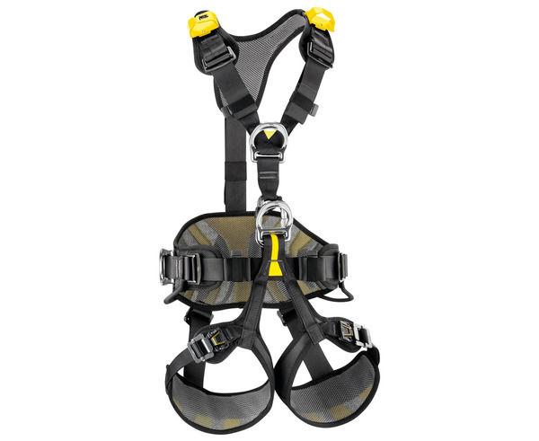 Arnesos Marca PETZL Per Unisex. Activitat esportiva Alpinisme-Mountaineering, Article: AVAO BOD FAST VERSION EUROPEA.