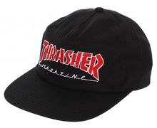 Complements Cap Marca THRASHER Per Unisex. Activitat esportiva Street Style, Article: OUTLINED.