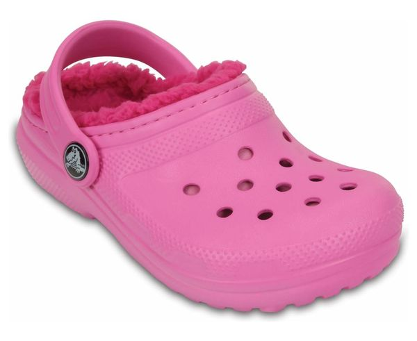 Sandàlies-Xancles Marca CROCS Per Nens. Activitat esportiva Casual Style, Article: CLASSIC LINED CLOG K.