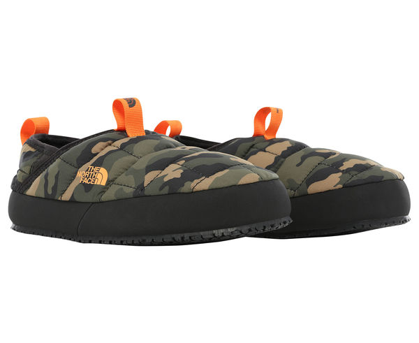 Pantufles Marca THE NORTH FACE Per Nens. Activitat esportiva Mountain Style, Article: Y THERMOBALL TRACTION MULE II.