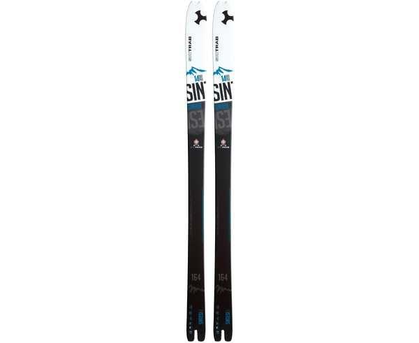 Esquís Marca SKI TRAB Per Unisex. Activitat esportiva Esquí Muntanya, Article: SINTESI 6.0.